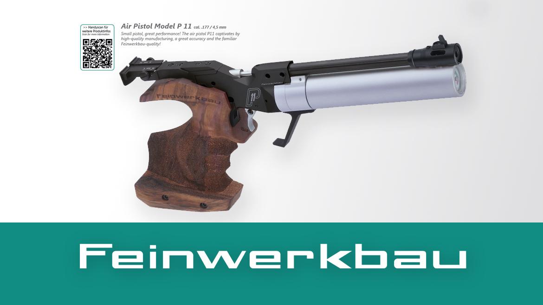 fwb air pistol p11