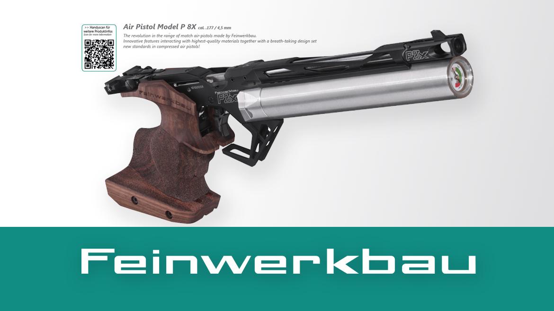 fwb air pistol p8x