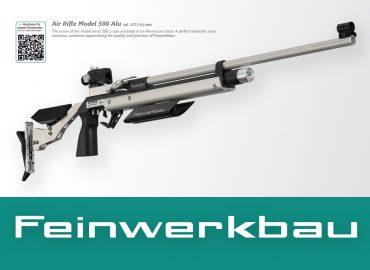 800 Alu Air Rifle – Feinwerkbau by Primu
